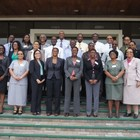 St Kitts and Nevis Participants in Workshop